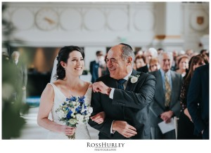 BMA House Wedding With Ruth And Tom | http://www.rosshurley.com