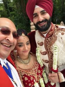 Preena & Taj